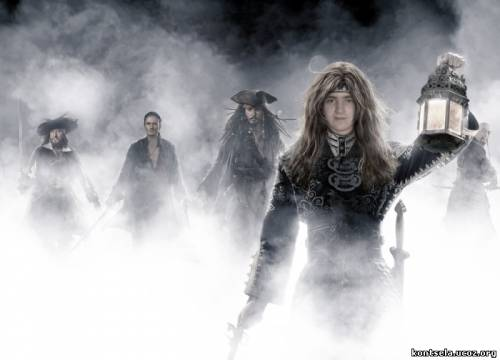Pirates of the Caribbean at World's End Movie